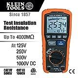Klein Tools ET600 Megohmmeter, Insulation