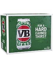 Victoria Bitter Beer Case 30 x 375mL Cans