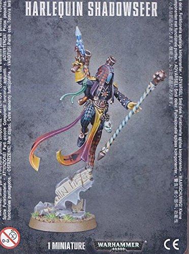 Warhammer 40k Eldar Harlequin Shadowseer by Games Workshop
