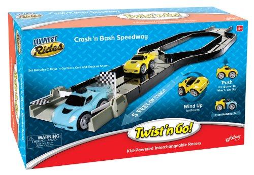 Kid Galaxy Twist Speedway Playset