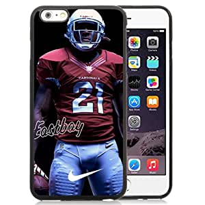 American Football Player Patrick Peterson Number-11 05 Black Abstract iPhone 6S plus 5.5 Inch TPU Phone Case