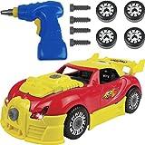 Kangaroo's Take Apart Toys; Take Apart Car, Toy Race Car - Deluxe