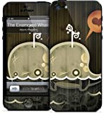 GelaSkins iPh5-EnWhale GelaSkins for iPhone 5-1 Pack - Retail Packaging - The Enamored Whale