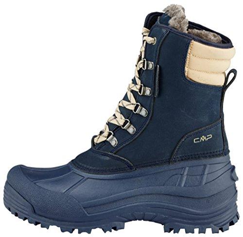 Damen Damen CMP Boots CMP Navy CMP Navy Boots Zq5X4X