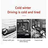 ICTOLOGY Car Window Defogger - 12V 24V Electric Car Heaters Glass Defrost Evaporation Heating Machine Plug & Use Car Winter Gear
