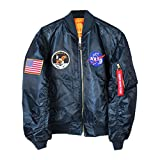 Apollo 11 NASA MA-1 Bomber Jacket (Large)