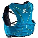Salomon ADV Skin 5L Set Hydration Vest Hawaiian Surf/Night Sky, M/L