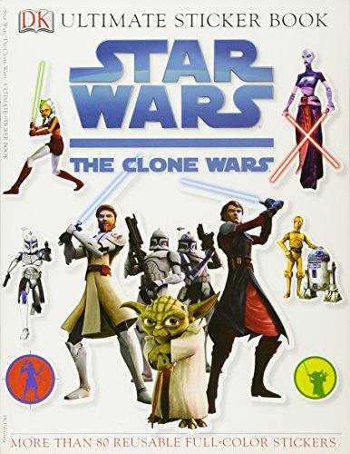 Ultimate Sticker Book: Star Wars: The Clone Wars