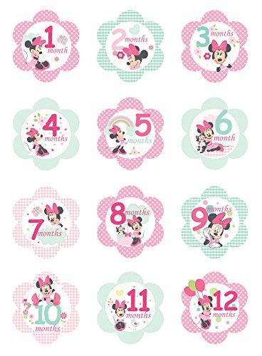 Kids Preferred Disney Milestone Stickers