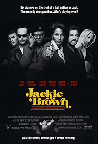 JACKIE BROWN  Movie Poster Quentin Tarantino 24x36