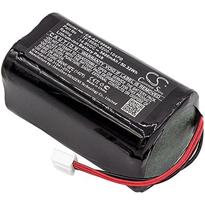 VINTRONS 3400mAh Battery For AUDIO PRO TF18650-2200-1S4PB