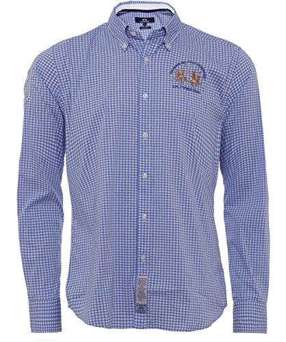 la-martina-mens-slim-fit-gingham-george-shirt-blue-white-xl