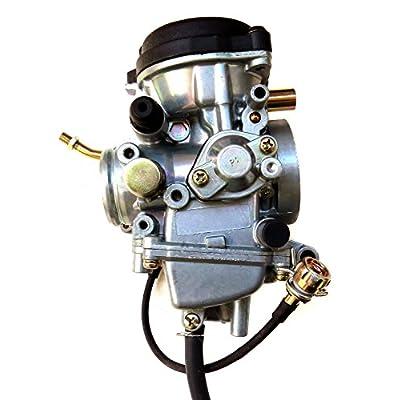 PROCOMPANY Carburetor for Yamaha BIG BEAR 250 YFM250 2007 2009 YFM 250 YFM-250 5FU-E4101-01-00: Automotive