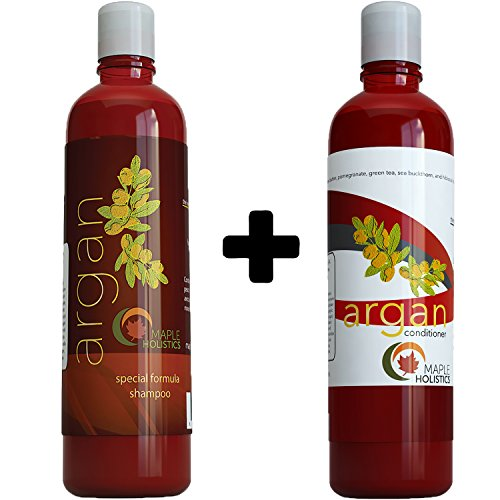 Argan Oil Shampoo Hair Conditioner product image