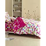 BENBU Modern bedding Music Dots 4-piece Full Duvet Cover Set