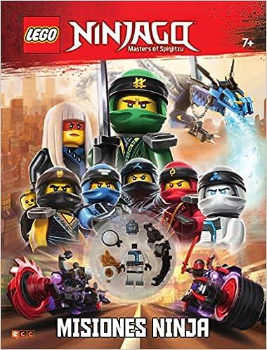 LEGO NINJAGO. Misiones Ninja: Amazon.es: Varios autores: Libros