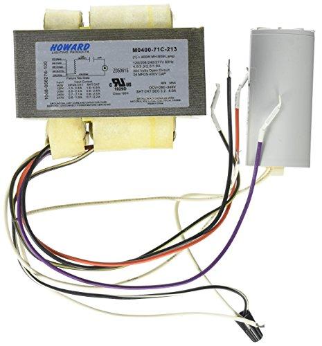 ucts M-400-4T-CWA-K 400 Watt Quad Tap Metal Halide Ballast Kit ()