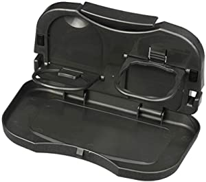 SunYard Auto Car Back Seat Folding Table Drink Food Cup Tray Car Universal Tray Holder Stand Desk
