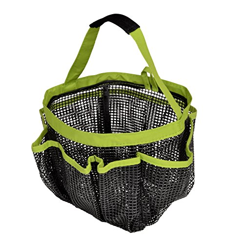PRO MART Rubber Shower Caddy Compartments product image