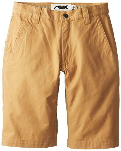 Utility Short - Mountain Khakis Men's Alpine Utility Short Relaxed Fit, Yellowstone, 32W/9-Inch