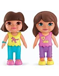 Fisher-Price Dora The Explorer Playtime费雪朵拉和朋友玩偶$7.49