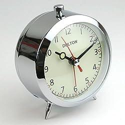 DULTON Alarm Clock CHROME DT-100-053Q-CR from Japan