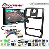 Volunteer Audio Pioneer AVIC-8201NEX Double Din Radio Install Kit with GPS Navigation Apple CarPlay Fits 2005-2007 Chrysler 300