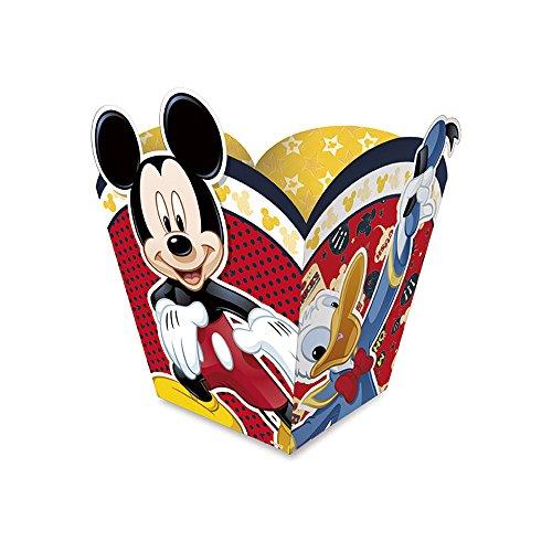 Regina Cachepot Fa R276 Mickey Classico Pacote De 8 unidades
