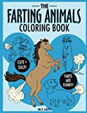 Book - The Farting Animals Coloring Book