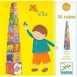 DJECO(ジェコ)  10ファニーブロックス DJ08503