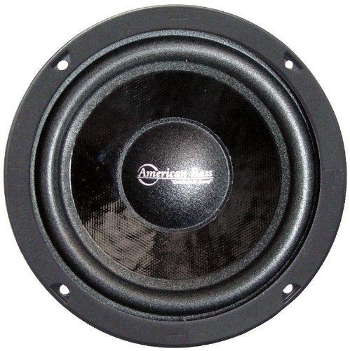 American Bass SQ65CBX midrange speaker product image