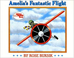 Harcourt School Publishers Signatures: English as a Second Language Library Book Grade 3 Amelia'S Fantstc Flight (An Owlet Book)