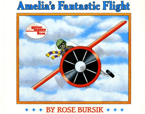 Harcourt School Publishers Signatures: English as a Second Language Library Book Grade 3 Amelia'S Fantstc Flight (An Owlet Book) by Brand: HARCOURT SCHOOL PUBLISHERS