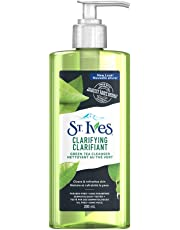 St. Ives Naturally Clear Green Tea Facial Cleanser 200mL