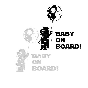 1PC Star Wars Logo Vinyl Decal Sticker Car Window Wall Bumper Decor Darth Vader