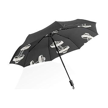 Umbrella Girls Fitness Ejercicio con Mancuernas Portátil Compacto ...
