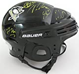 2016 Pittsburgh Penguins Team, Signed, Autographed, Full Size Hockey Helmet, A COA with the Proof Photos Will Be Included. 2016 Stanley Cup Champions