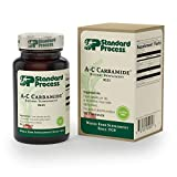 Standard Process – A-C Carbamide – 1500 IU Vitamin A, 18mg Vitamin C, Gluten Free Supplement, Supports Healthy Urinary System, Fluid Transfer and Levels – 90 Capsules