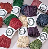 50 gram natural raffia.. natural only other colors are not included