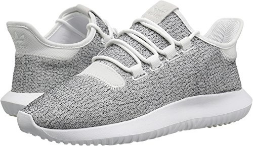 newest c260a d4211 Galleon - Adidas Men s Tubular Shadow Sneaker, White Grey One White, 11 M US