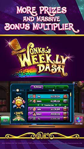 Amazon.com: Willy Wonka Slots - Free Vegas Casino Slot Machines and Bonus Games from the Classic