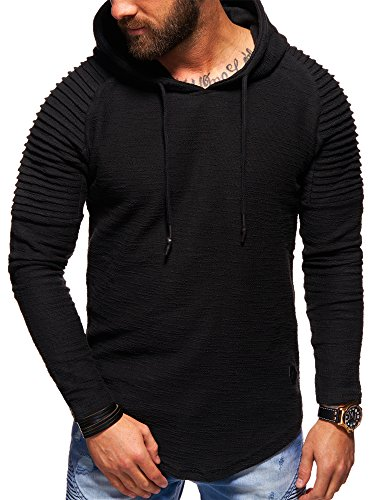 Behype Noir Sweat Homme Behype Sweat shirt XwRzpW5x