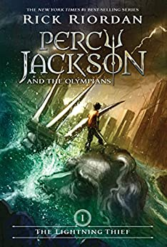 Lightning Thief, The (Percy Jackson and the Olympians, Book 1) by [Riordan, Rick]