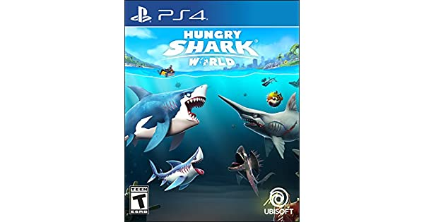 Amazon.com: Hungry Shark World - PS4 [Digital Code]: Video Games