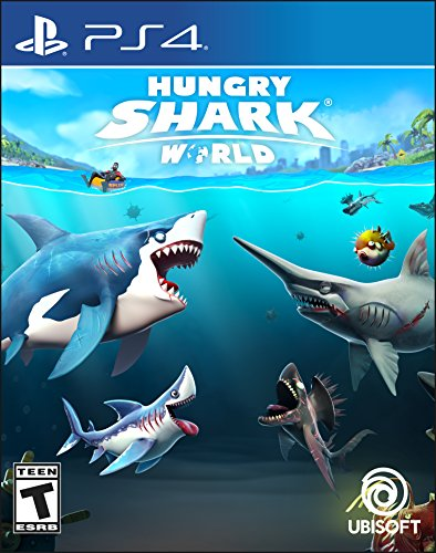 Hungry Shark World - PS4 [Digital Code] -