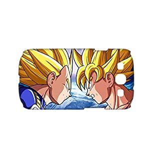 Printing Dragon Ball Z For S3 I9300 Samsung Great Back Phone Case For Children Choose Design 1-5