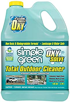 Simple Green Oxy Solve 1 Gallon Concrete Cleaner