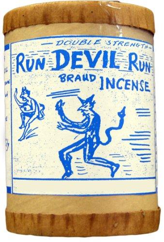 amazon com high quality run devil run powdered incense 4 oz home