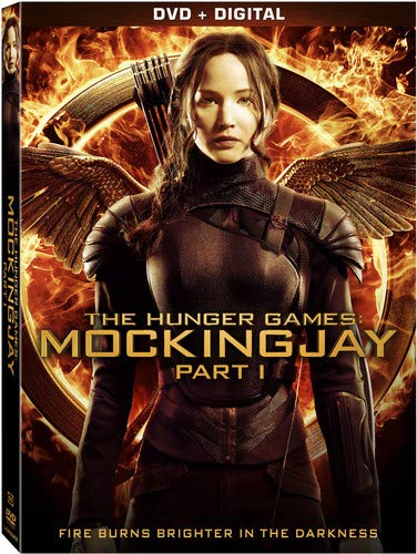 (The Hunger Games: Mockingjay - Part 1 [DVD + Digital])
