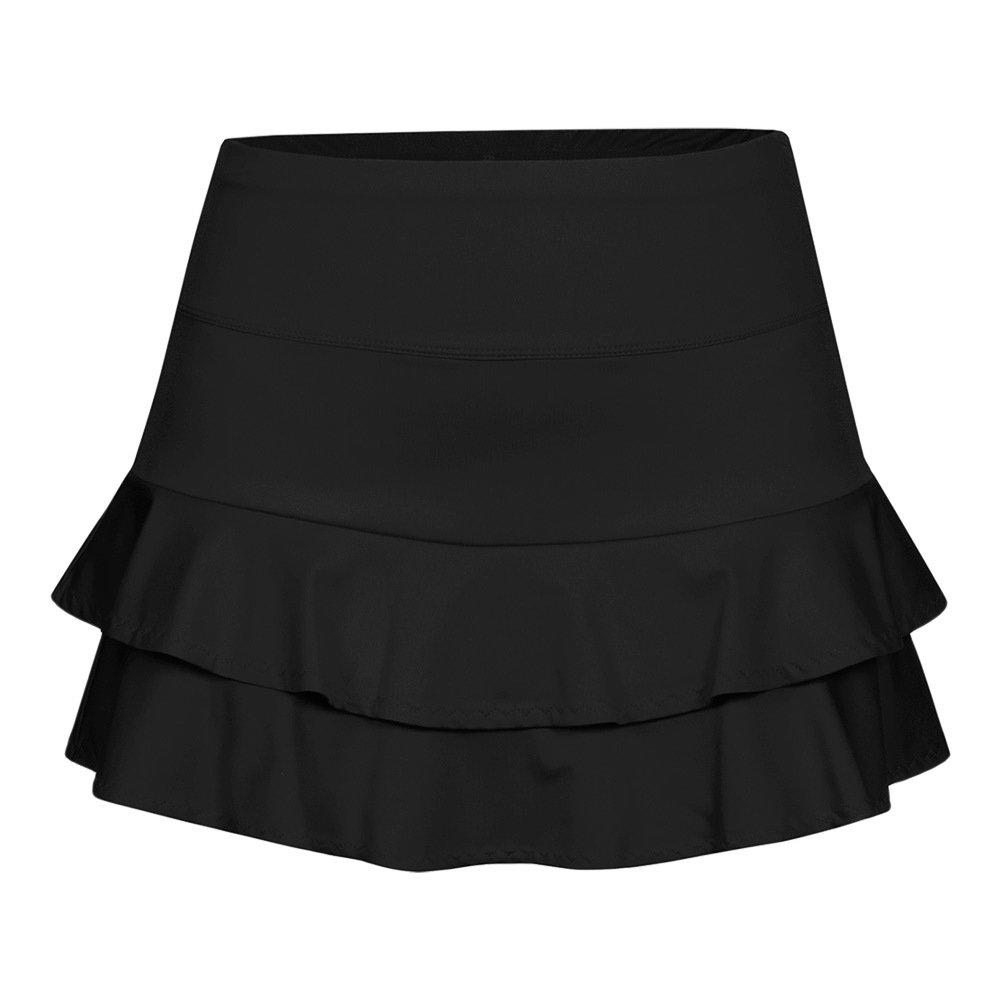 Tail Activewear Women's Doubles 13.5'' Length Skort XX-Large Black